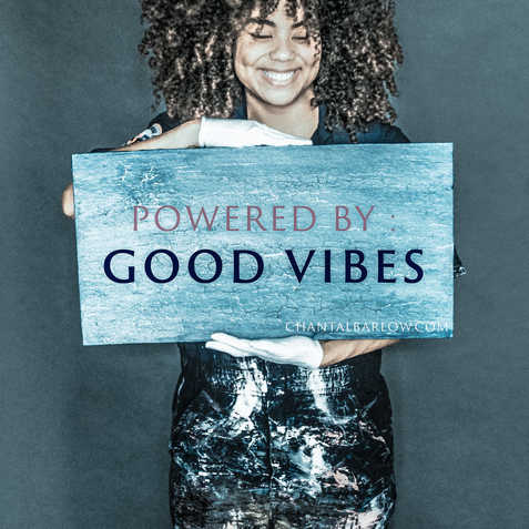 Powerd By Good Vibes