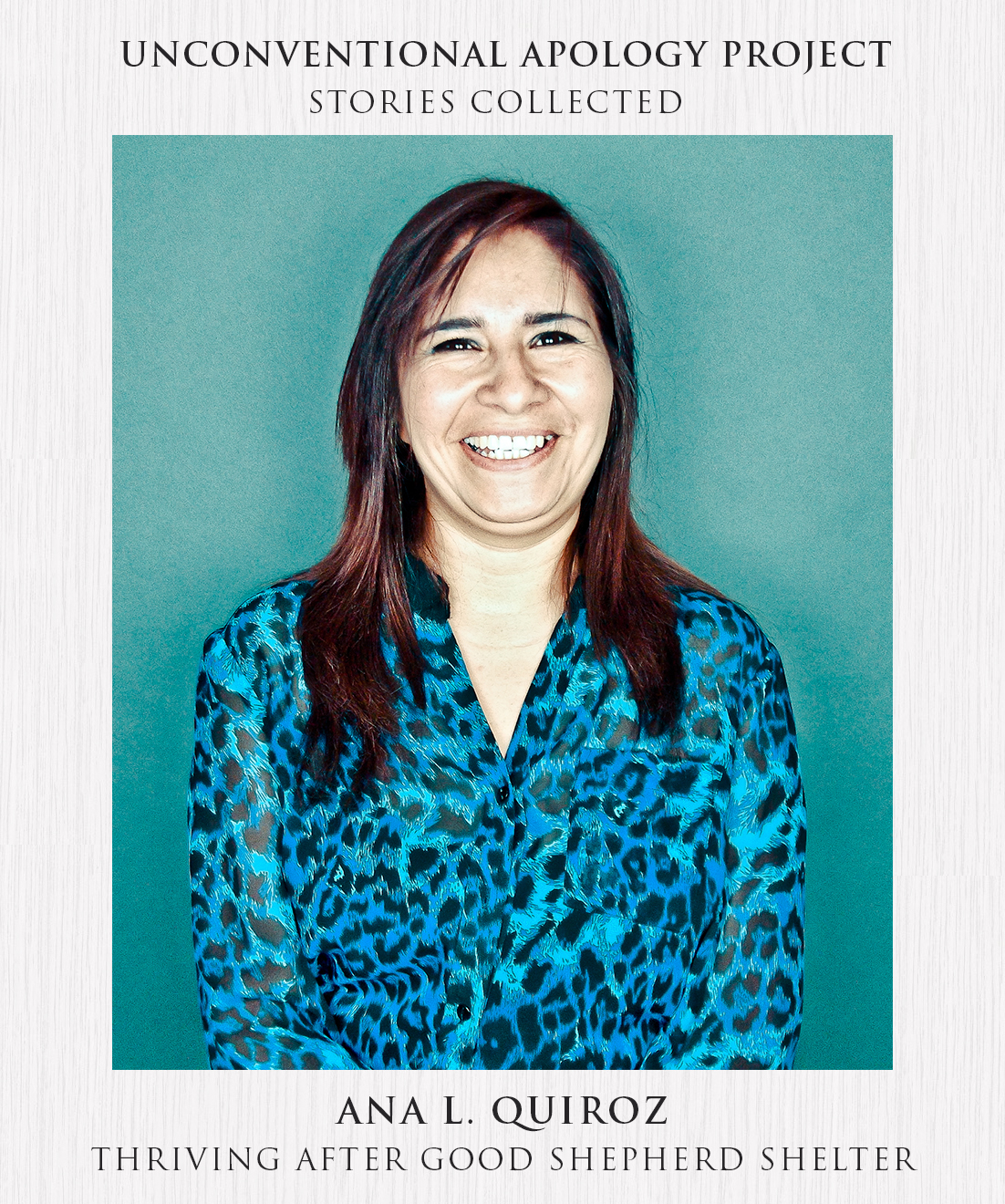 Ana L. Quiroz in Stories Collected