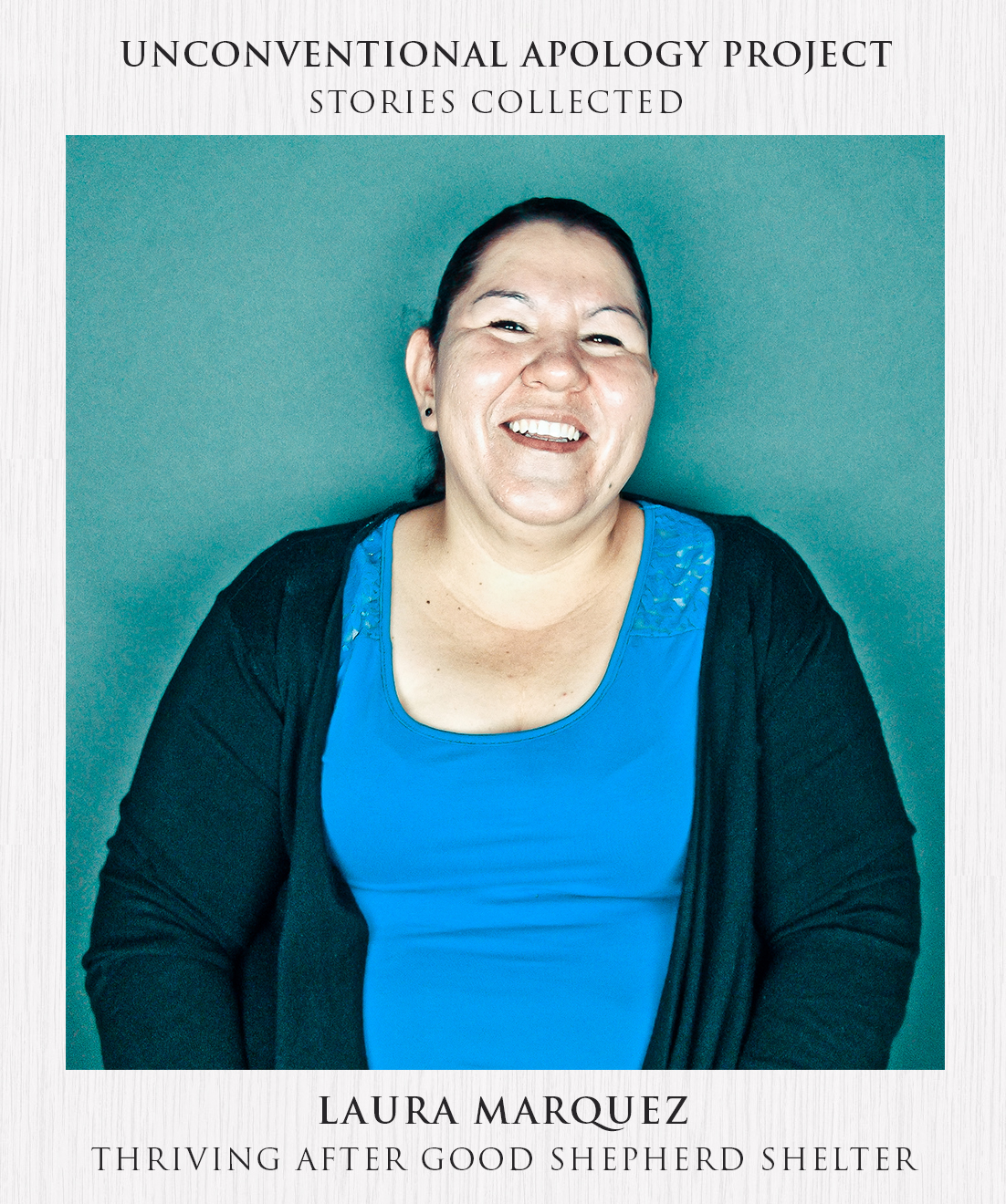 Laura Marquez in Stories Collected