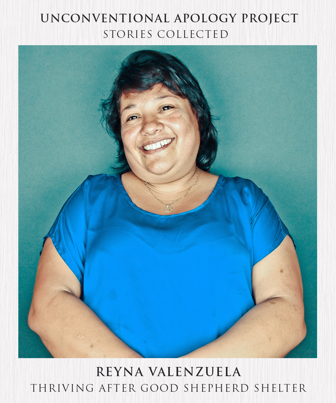 Reyna Valenzuela in Stories Collected