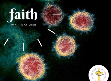 Sunday 17th May - Faith in a time of Crisis - All will be well
