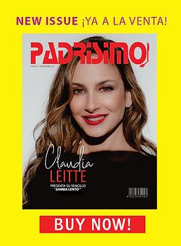 Padrisimo Magazine Ad