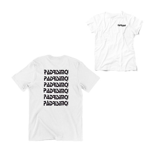 Padrísimo T-Shirt (logo F&B)