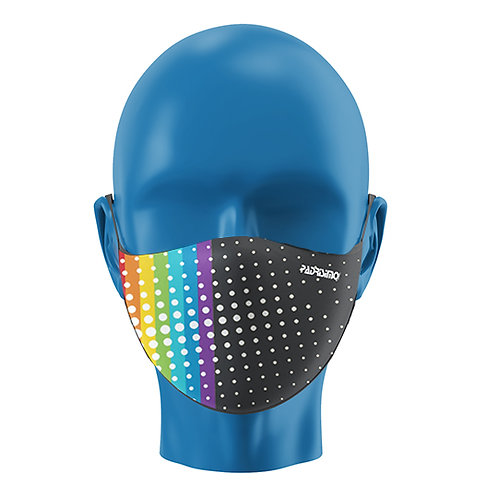 Padrísimo Face Mask (rainbow)