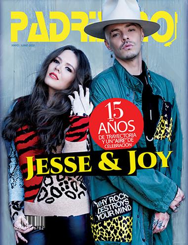 Padrísimo Magazine Jesse & Joy