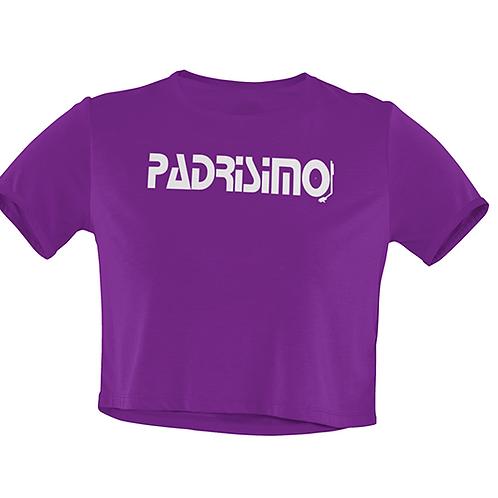 Padrísimo Crop T-Shirt (logo)