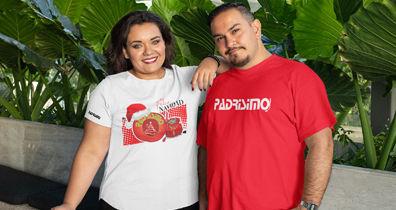 Padrisimo Shop tshirt