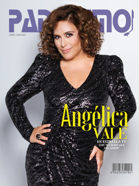 Padrisimo Magazine Angélica Vale