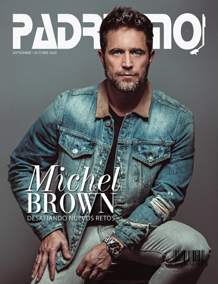 Padrisimo Magazine  Michel Brown