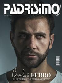 Padrisimo Magazine Carlos Ferro