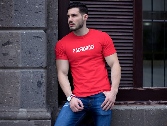 Padrisimo Magazine logo Valentine