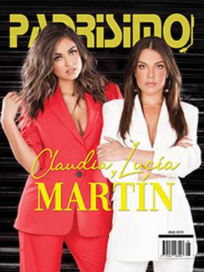 Claudia y Lucía Martín