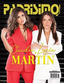 Padrisimo Magazine Claudia y Lucia Martin