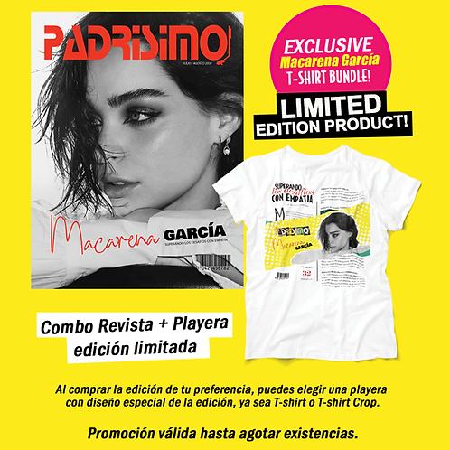 Padrísimo Magazine+Exclusive T-Shirt Bundle