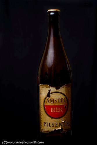 Amstel bottle 70 cm (1958)