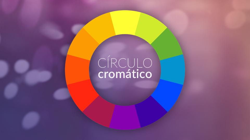 Cículo Cromático Guía Para Corregir Con Color