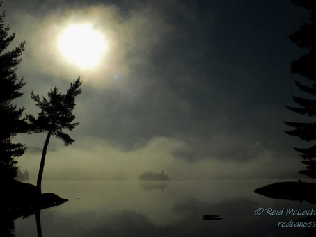 #27 Paddling Pic: Ghost Stories!