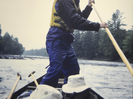 #26 Paddling Pic: Old Dogs and New Tricks