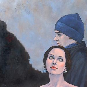 Reid McLachlan painting