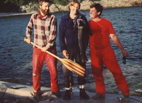 #22 Paddling Pic: Fish Stories