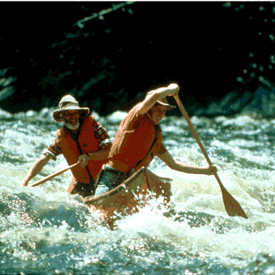 Path of the Paddle Solo & Tandem DVD