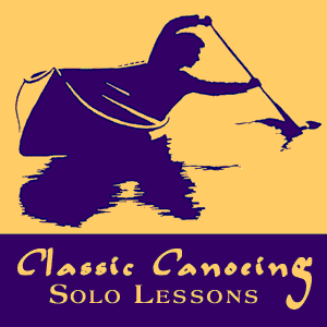 Solo paddling lessons