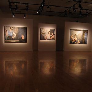 Reid McLachlan art show