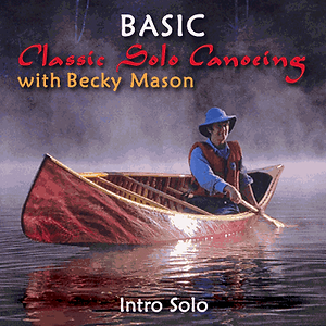 Basic solo canoeing video