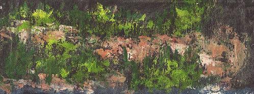 0069 Untitled Pukaskwa Shoreline I - unsigned