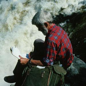 Bill Mason writing