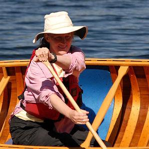 canoe lessons in Ottawa and Gatineau