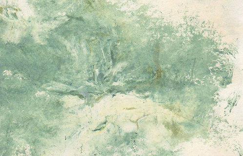 0191 Untitled Superior Fog I - unsigned study