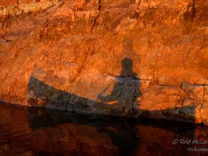 #16 Paddling Pic: Shadow Dance