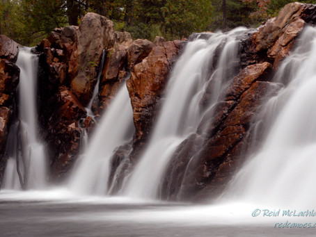 #30 Paddling Pic: IT'S A CONTEST: NAME THAT WATERFALL!