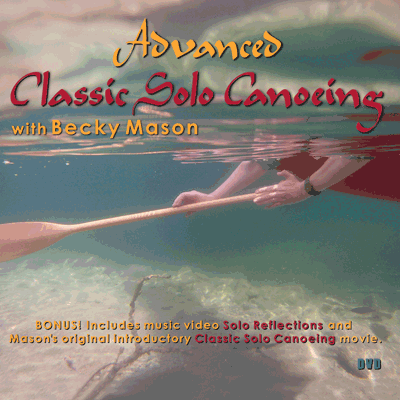 Basic & Adv. Classic Solo Canoeing DVD