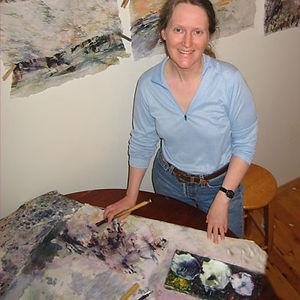 Becky Mason Portrait