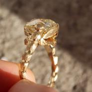 Demoiselles « Ce magnifique diamant taille ancienne...»