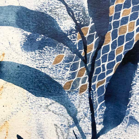 Woven, detail