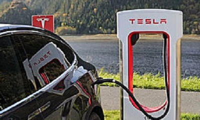 Tesla EV are report to be failing range
