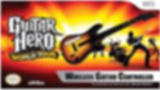 Activision Guitar Guitar Hero World Tour