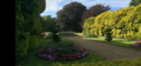 tour The Rothschilds Ascott House garden