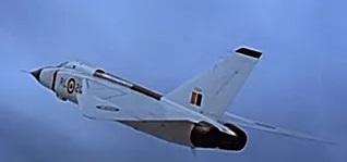 Avro arrow cf-105