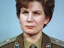 Valentina Tereshkova, Soviet cosmonaut, First Woman astronaut in Space