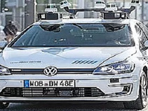 Volkswagen Partners with Microsoft to Develop Self Driving Technology