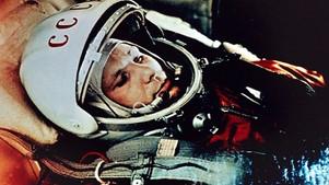 Yuri Gagarin: First Man in Space to Orbit the Earth 1961