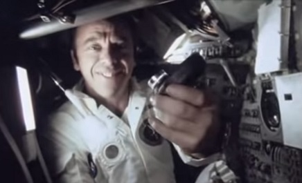 Alan Shepard First American in space