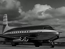 First Passenger Jetliner built in North America, Avro C102