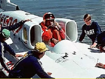 The Current Jet-Boat World Speed Record