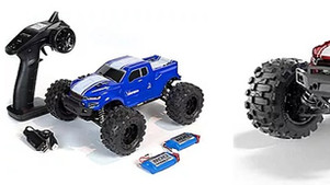 Redcat Volcano-16 1/16 Scale Ready to Run hobby RC