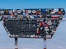 History of Racing at Bonneville Salt Flats, the ultimate speedway